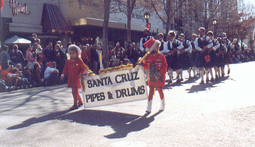 Santa Cruz Pipes & Drums 2002